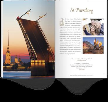 Volga Dream Brochure