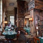 Moscow. Pushkin Café